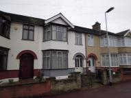Terraced house in Beccles Drive, BARKING...