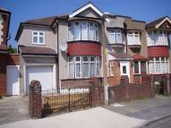 4 bedroom semi detached property in Beccles Drive, BARKING...