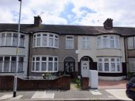Terraced house in Salisbury Avenue...