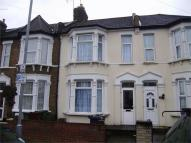 Terraced house in Thorpe Road, Barking...