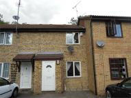 Terraced house in Badgers Dene, GRAYS