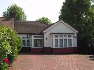 3 bed Semi-Detached Bungalow in Marshalls Park