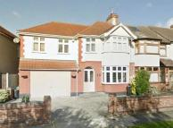 semi detached home in Rise Park