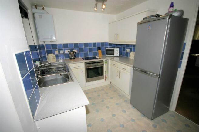 View of Kitchen / Di