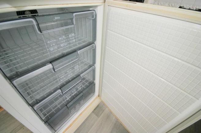 View of Freezer