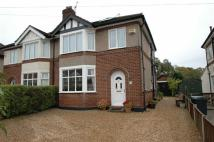 3 bed semi detached property for sale in Park Drive, Hoole Chester