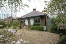 Detached Bungalow for sale in Brown Heath Road...