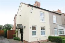 semi detached house for sale in Ash Bank, Hare Lane...