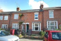 Terraced house to rent in University Area