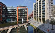 1 bed Flat to rent in Grosvenor Waterside...