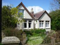 semi detached property in Pendoggett, PL30