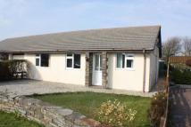 3 bed Semi-Detached Bungalow in Belmont Close, Delabole...
