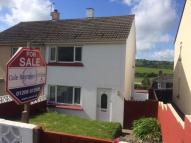 semi detached house for sale in West Park, Wadebridge...