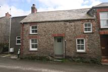 2 bed semi detached home for sale in Churchtown, St. Issey...