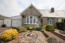 Semi-Detached Bungalow for sale in Dennis Road, Padstow...