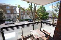 Flat to rent in Belsize Road...