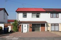 semi detached house in Prayle Grove, London