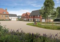 2 bed new development in Nassau Drive, Crowborough