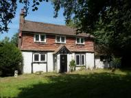 Detached home in Dowlands Lane, Copthorne...