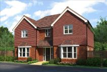 4 bed new property for sale in Woodlands Close...