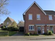 3 bed semi detached house in Updown Way, Chartham...
