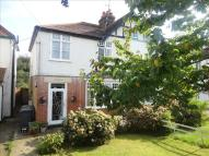 semi detached property in Island Wall, Whitstable