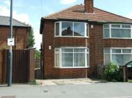 Flat in Portland Street, Derby