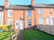 Terraced home for sale in Station Road, Selston