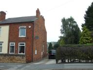 2 bed semi detached home in Nottingham Road, Selston