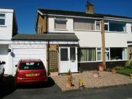 3 bed semi detached house to rent in The Elms, Blaby...