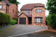 Detached house in Old Mill Road...