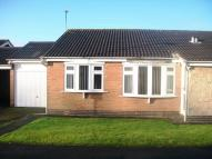 Semi-Detached Bungalow to rent in Beacon Close, Markfield