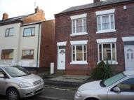 Chestnut Road Terraced property to rent