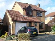 Detached home in Somerset Drive, Glenfield