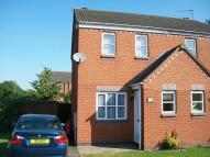 2 bed semi detached house in Meadows Edge, Narborough...