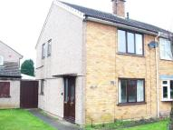 2 bed semi detached home in Tournament Road...