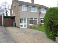 3 bedroom semi detached home in Woodhall Close...