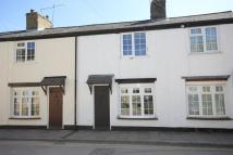 Terraced property in Crown Walk, St Ives