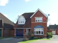 4 bedroom Detached house to rent in Sumerling Way, Huntingdon