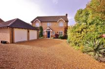 Detached home in The Bank, Somersham