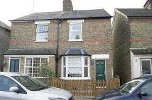 2 bed semi detached house to rent in Gresham Road Brentwood...