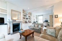 Terraced home to rent in Parthenia Road, London...