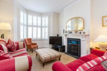 4 bed Terraced house in Hartismere Road, London...