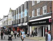 property for sale in Freehold Bank Investment Let to Bank of Scotland Plc at31A London Road, Bognor Regis, West Sussex PO21 1PP