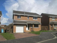 Detached home in Dougan Drive, Newmains...