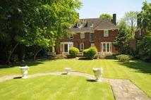 Detached property in Winnington Road...