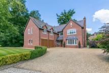 Detached house for sale in Longshaw Close, Rufford...