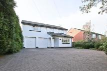 Detached house in Holmeswood Road, Rufford...