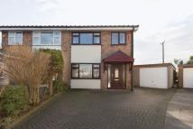 3 bedroom semi detached home in Woodrow Drive, Newburgh...