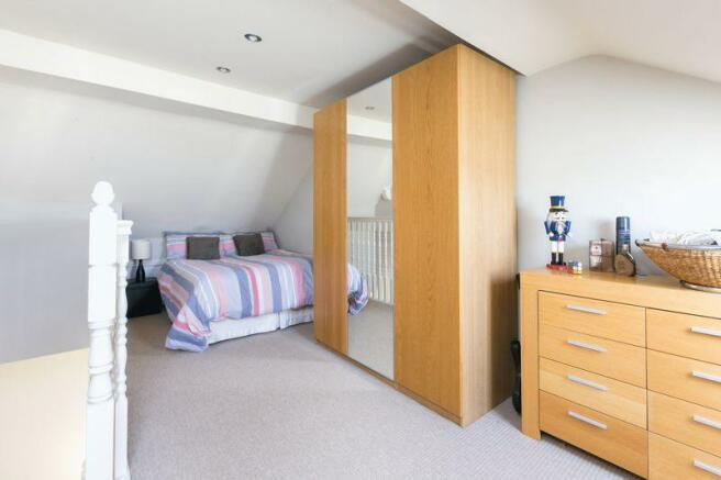annex / bedroom